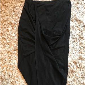 Beautiful skirt suede material